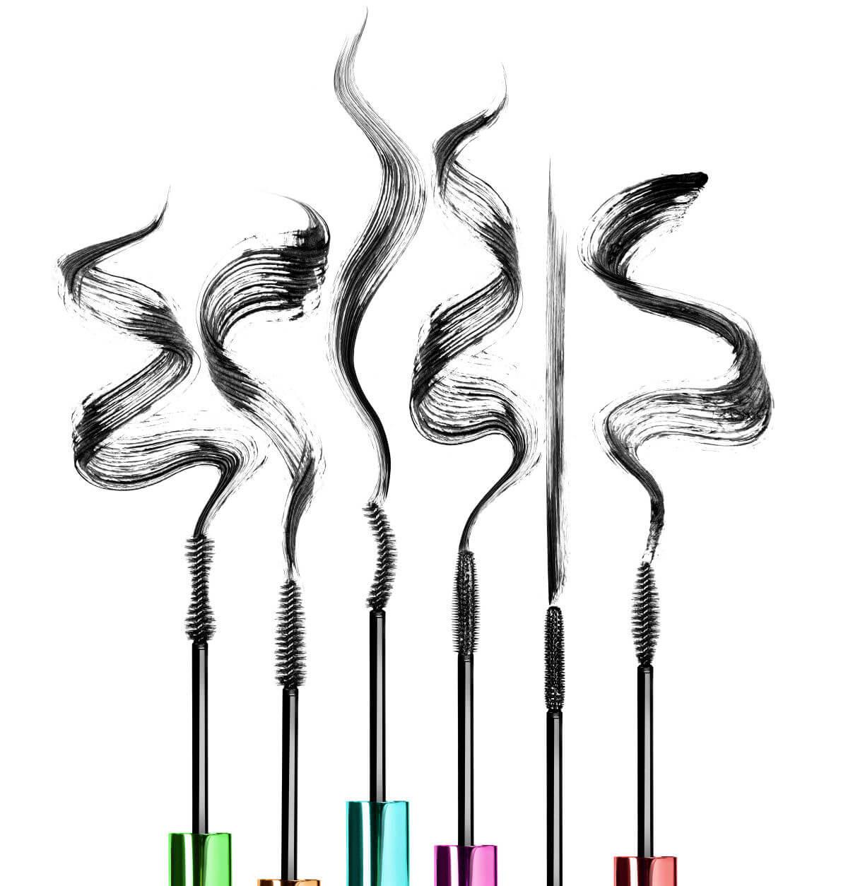 La forma scovolino mascara