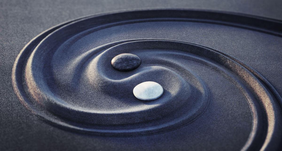 Identità psicobiologica e yin e yang