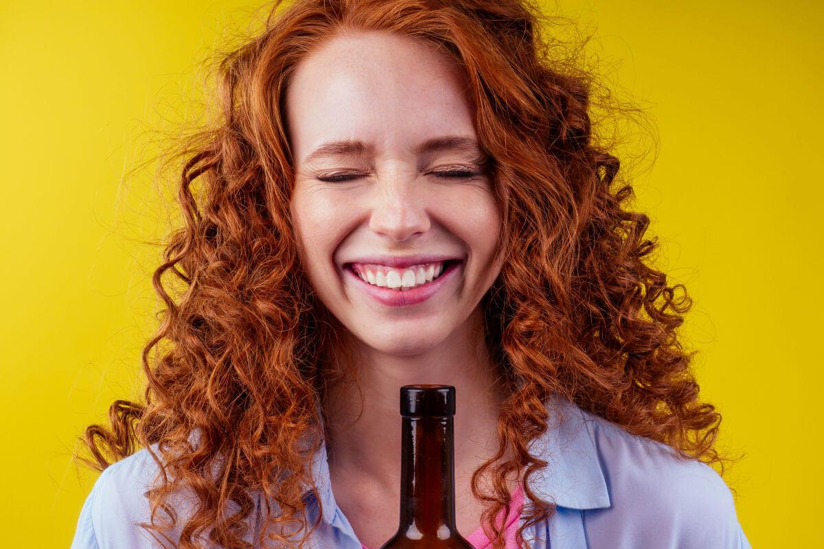 La birra e il benessere dei capelli