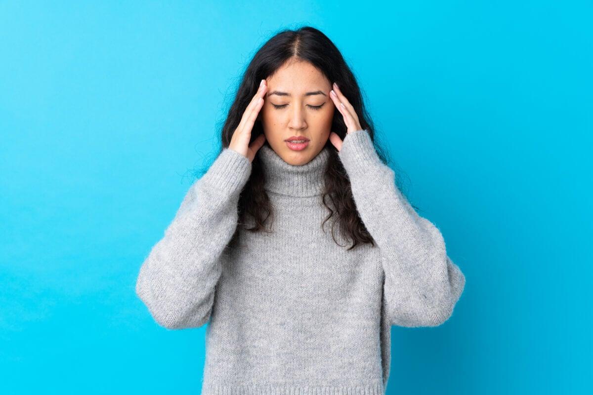 Mal di testa meno frequenti