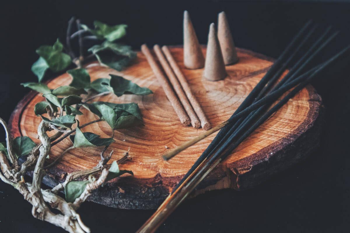 note aromatiche incenso