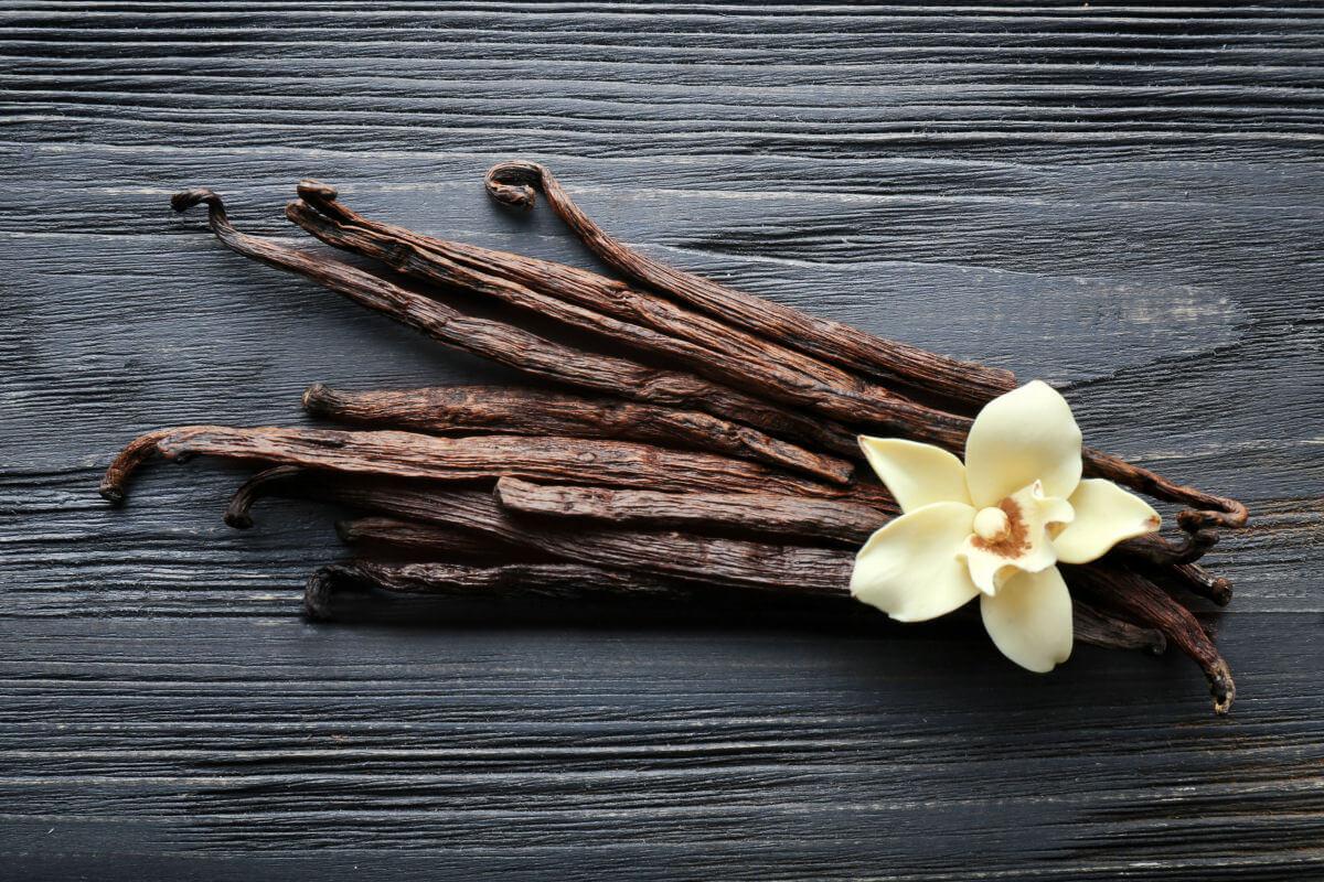 note aromatiche vaniglia