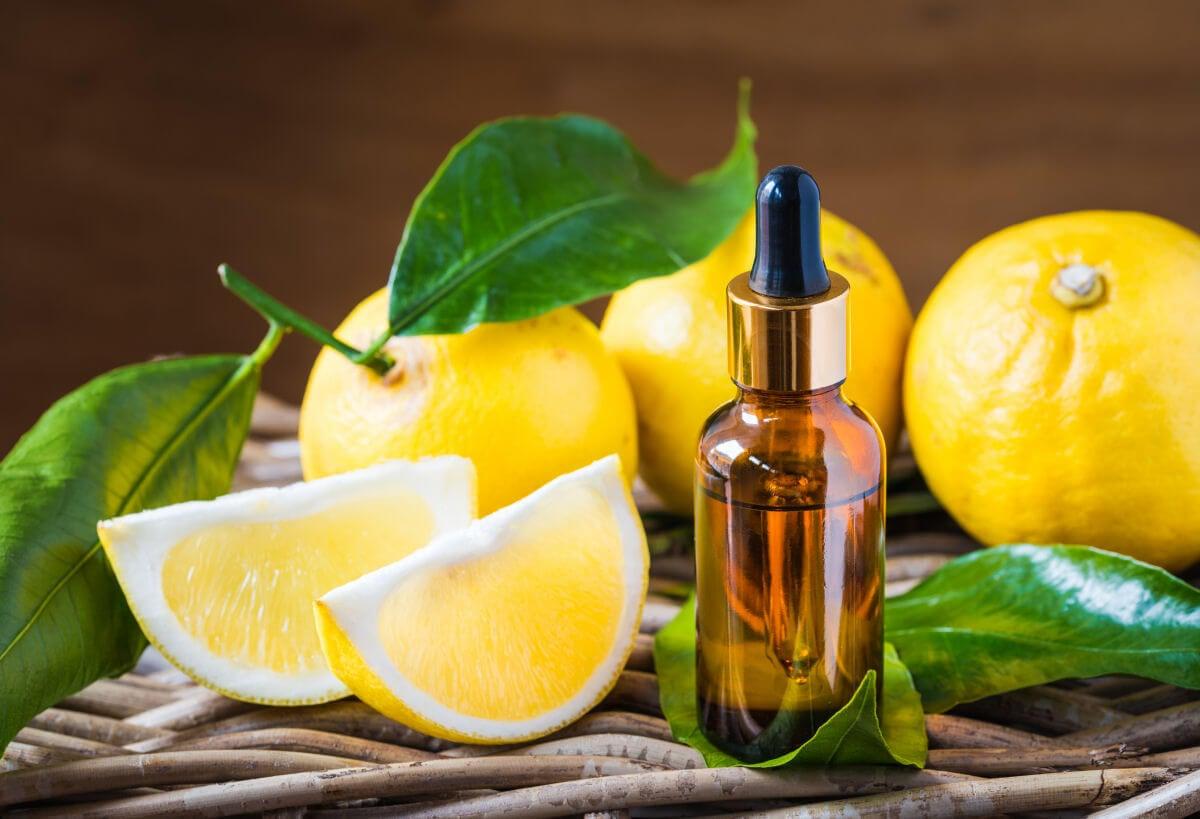 10 fantastici oli essenziali Limone