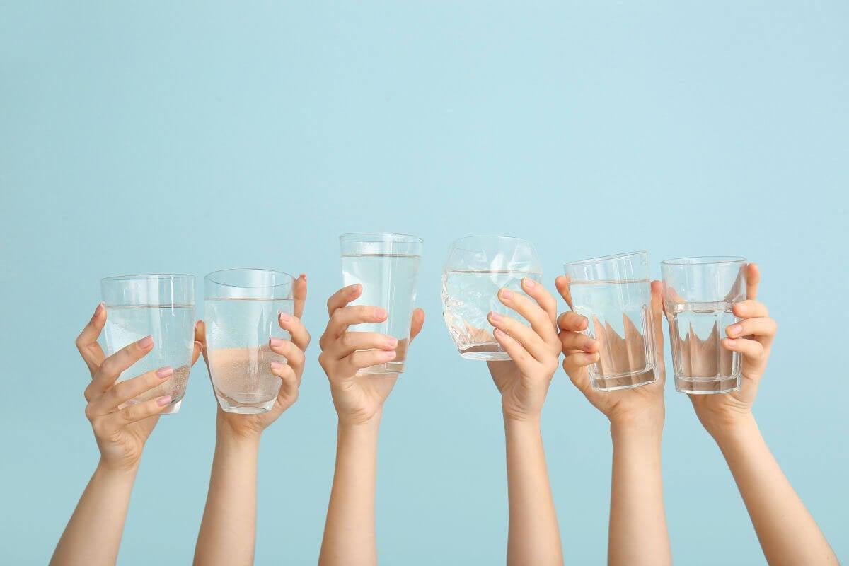 7 suggerimenti per una pelle perfetta L'idratazione