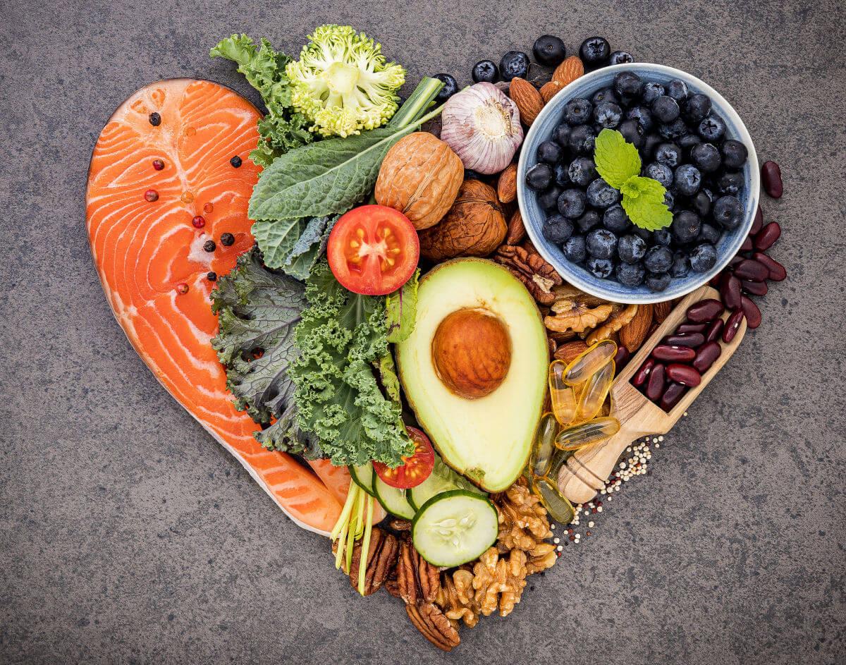 Affidati a una dieta bilanciata