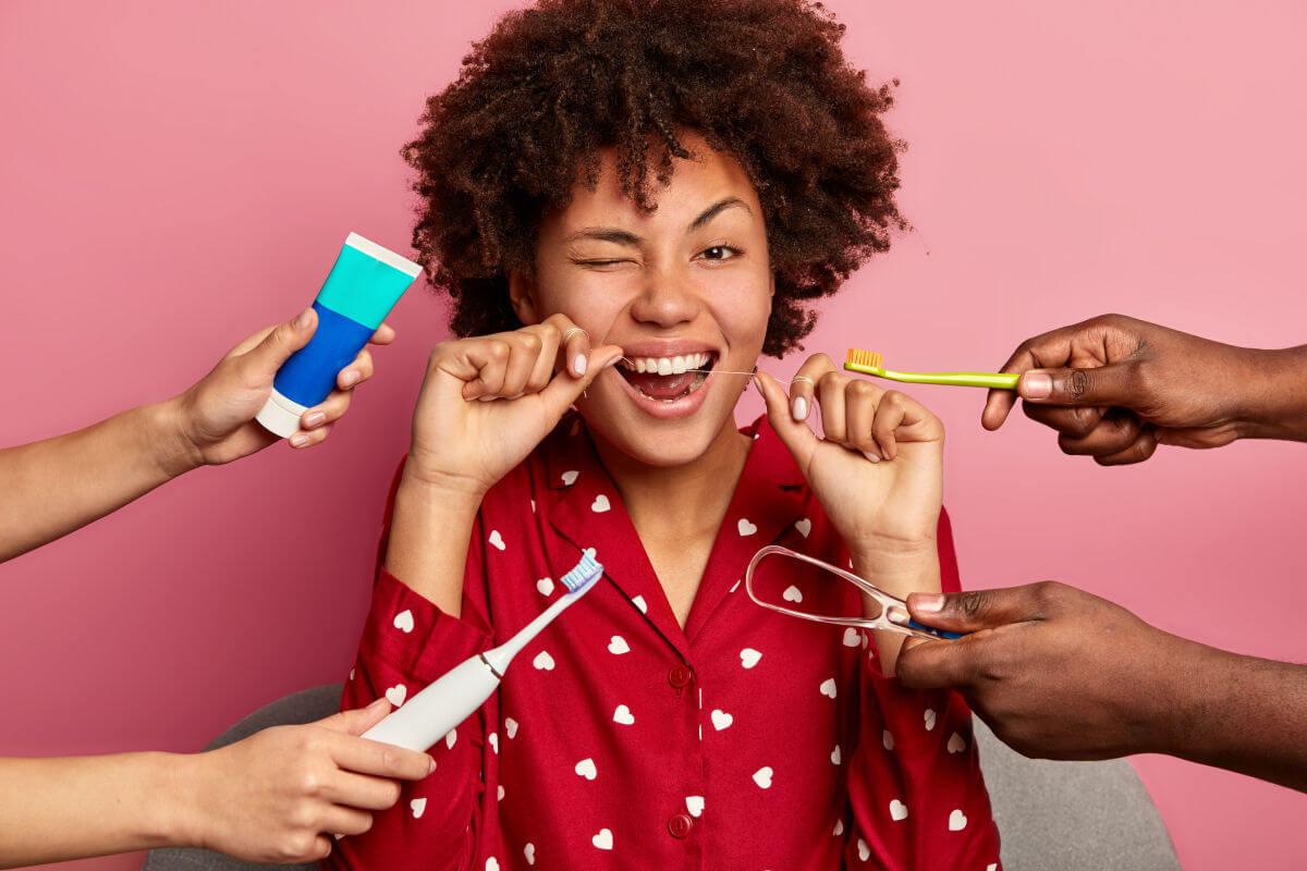 Come avere un'igiene orale perfetta