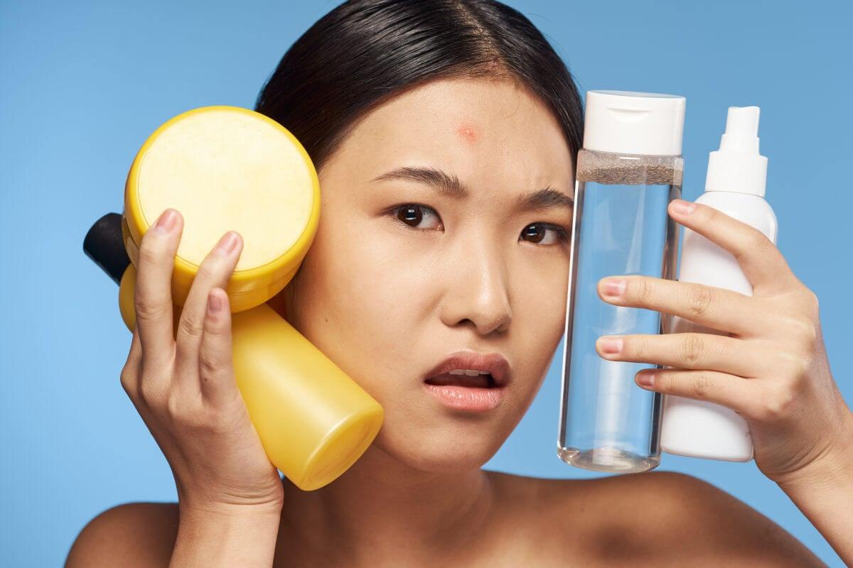 Cosmetici di bassa qualità