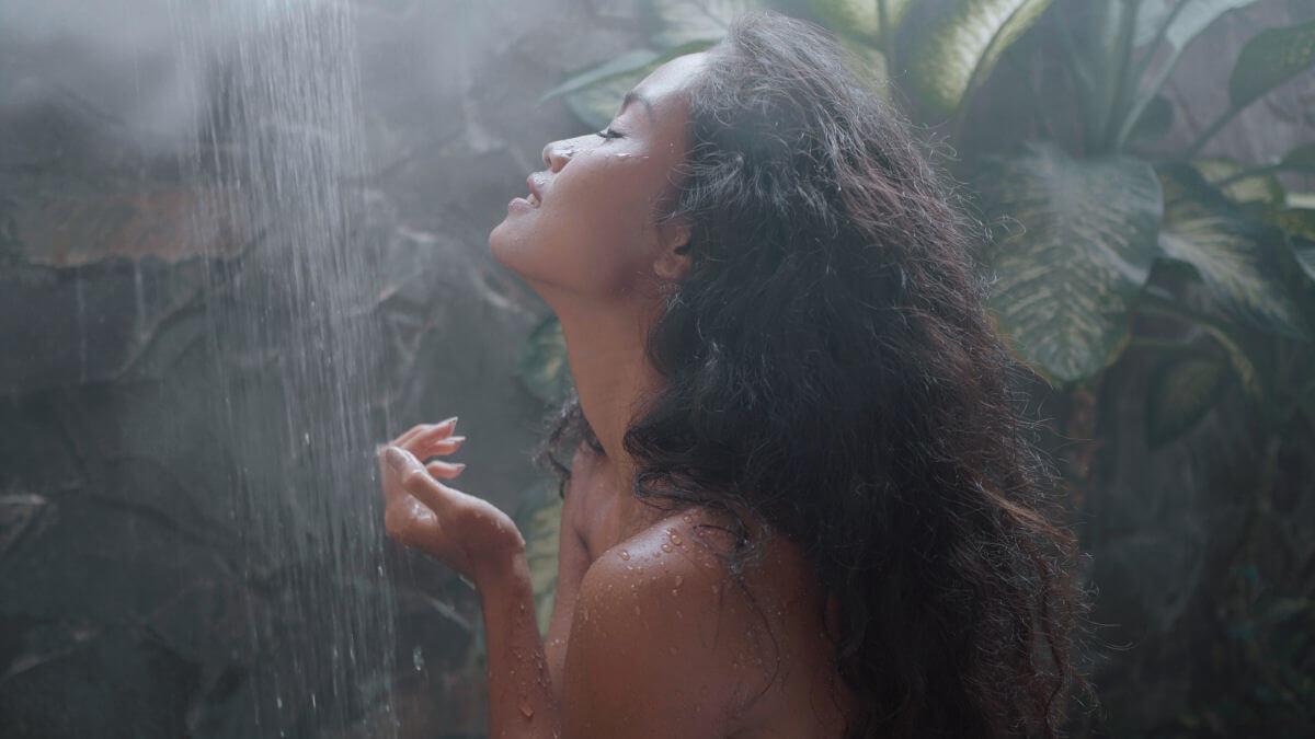 Doccia o bagno alla giusta temperatura