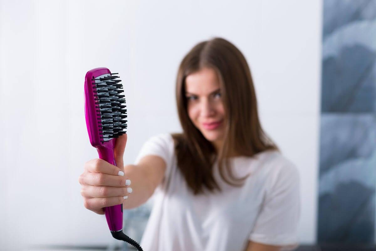 La spazzola elettrica