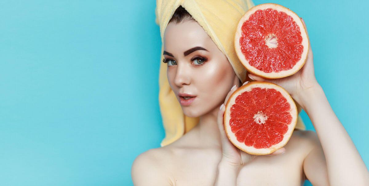 La vitamina C Punti neri, brufoli e altre imperfezioni