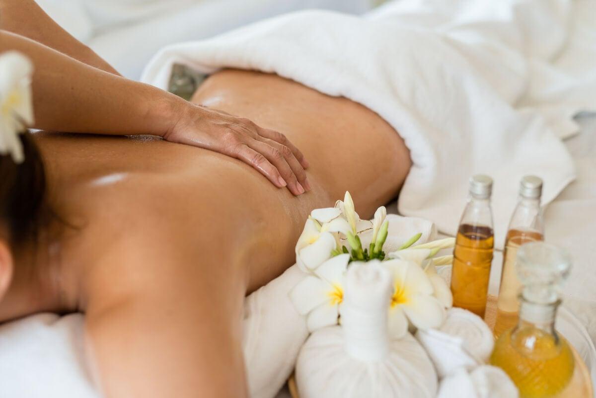 Massaggio benefico