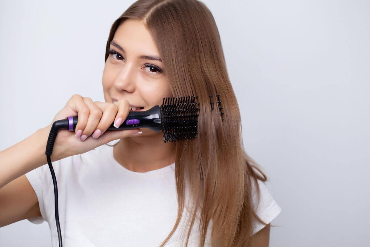 Piastra per capelli e spazzola elettrica lisciante conclusioni
