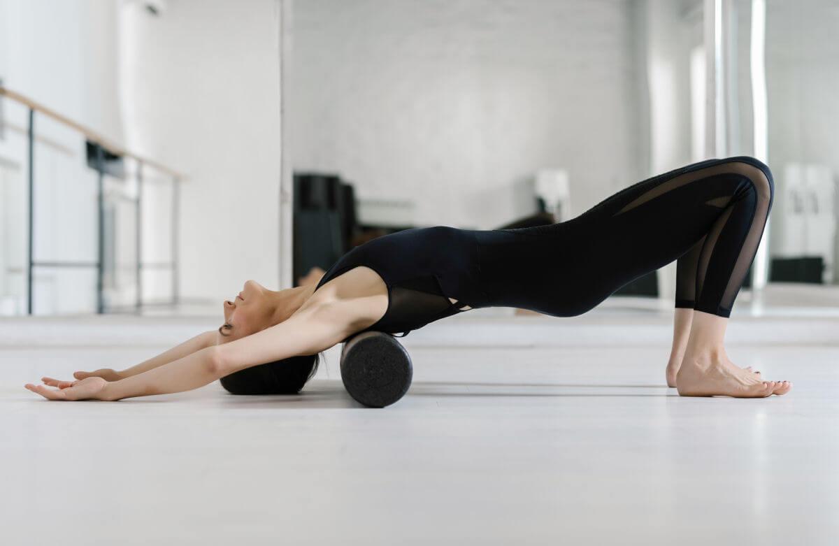 ritrovare il benessere fisico Attività fisica e stretching