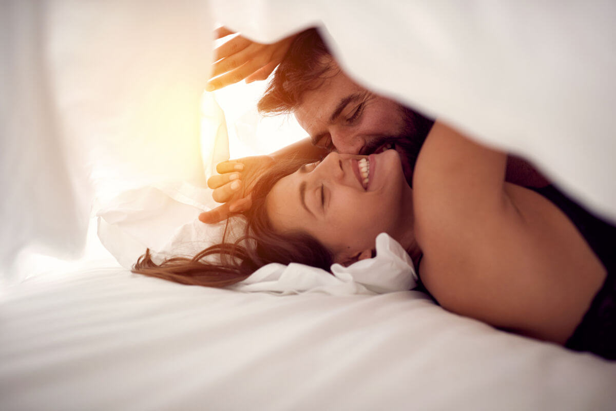 ritrovare il benessere fisico attività sessuale