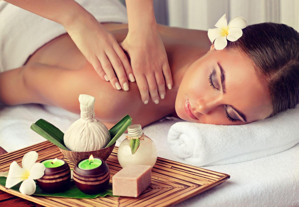 ritrovare il benessere fisico massaggio