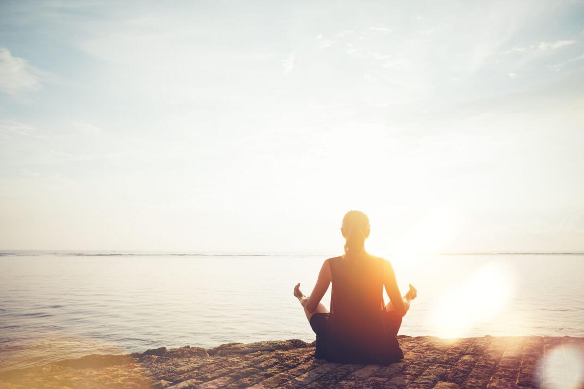 ritrovare il benessere mentale Meditazione